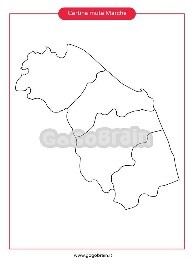 Marche Cartina Muta.Secondaria Archivi Pagina 2 Di 4 Gogobrain